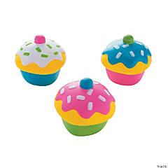 Cupcake Slow-Rising Squishies Toys