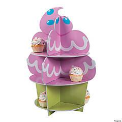 Cupcake Sprinkles Cupcake Stand