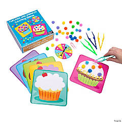 Cupcakes & Sprinkles Counting Game