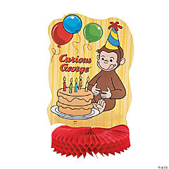 Curious George<sup>®</sup> Centerpiece