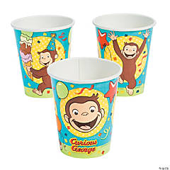 Curious George® Cups