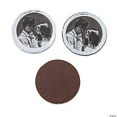 Custom Photo Chocolate Candy Coins