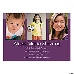 2018 graduation party invitations custom invites