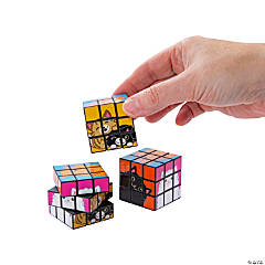Cute Cat Mini Magic Cubes