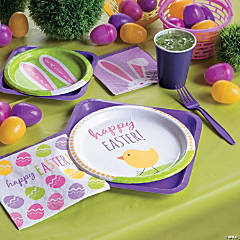 Cute Easter Party Supplies