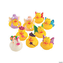 Cute Rubber Duckies Assortment
