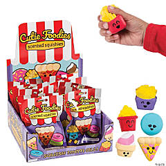 Cutie Foods Scented Squishies Blind Bags