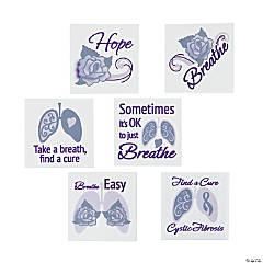 Cystic Fibrosis Awareness Tattoos