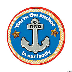 Dad Anchor Magnet Craft Kit