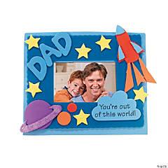 Dad Picture Frame Magnet Craft Kit