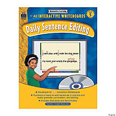 Daily Sentence Editing Grade 5