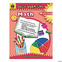 Daily Warm-Ups: Math - Grade 1