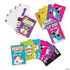Dancing Animals Card Game Assortment PDQ
