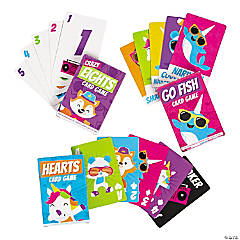 Dancing Animals Card Game Assortment PDQ