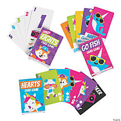 Dancing Animals Card Game Assortment