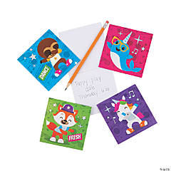 Dancing Animals Notepads