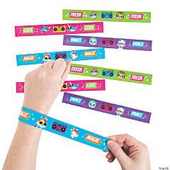 Dancing Animals Slap Bracelets