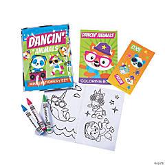 Dancing Animals Stationery Sets PDQ