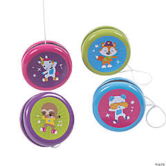 Dancing Animals YoYos