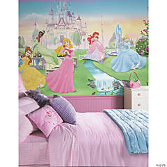 Dancing Princess Prepasted Wallpaper Mural