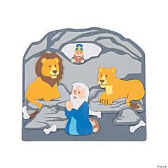 Daniel & the Lions' Den Scene Craft Kit