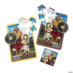 David & Goliath Scavenger Hunt Puzzle Game