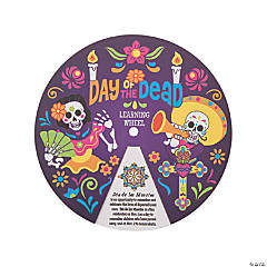 Day of the Dead Learning Wheels