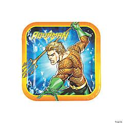 DC™ Aquaman Paper Dessert Plates - 8 Ct.