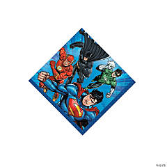 DC Comics Justice League™ Beverage Napkins