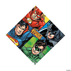 DC Comics Justice League™ Luncheon Napkins
