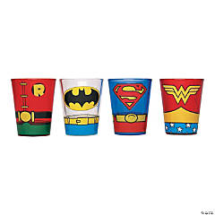 DC Comics™ Uniforms Shot Glass Set