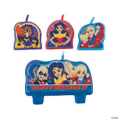 DC SuperHero Girls™ Candle Set