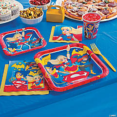 DCTM Superhero Girls Party Supplies