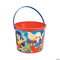 DC SuperHero Girls™ Plastic Favor Pail