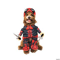 Deadpool Dog Costume - Medium