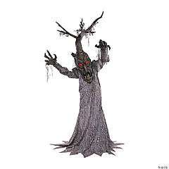 Deadwood Haunted Tree Halloween Decoration