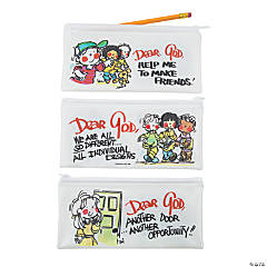 Dear God Pencil Cases