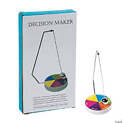 Decision Maker Tabletop Toy
