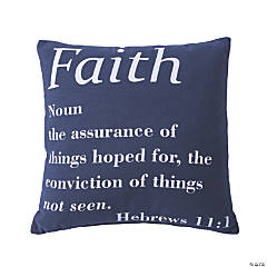 Definition of Faith Pillow