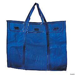Deluxe Bulletin Board Storage Bag, Clear, 30