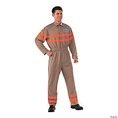Deluxe Kevin Ghostbusters Halloween Costume for Men