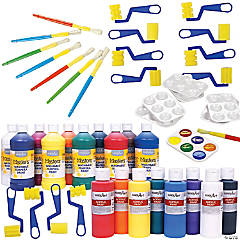 Deluxe Painting Kit for 24