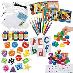 Deluxe Pre-K Learning Fun Kit