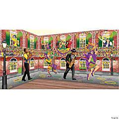 Design-A-Room Mardi Gras Backdrop Set