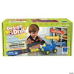 Design & Drill Power Play Monster Truck