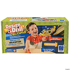 Design & Drill Pwr Play Vehicles Hcopter