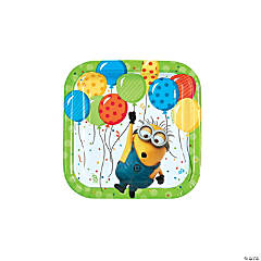 Despicable Me 3™ Square Dessert Plates