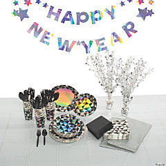 Diamond New Year's Eve Party Kit for 24
