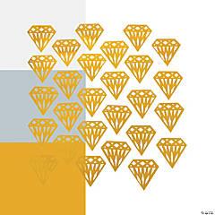 diamond shaped confetti