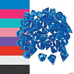 Diamond-Shaped Gems